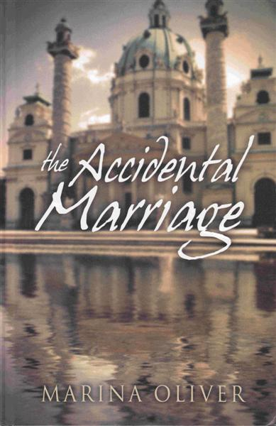 Cover of The Accidental Marriage – Large Print
