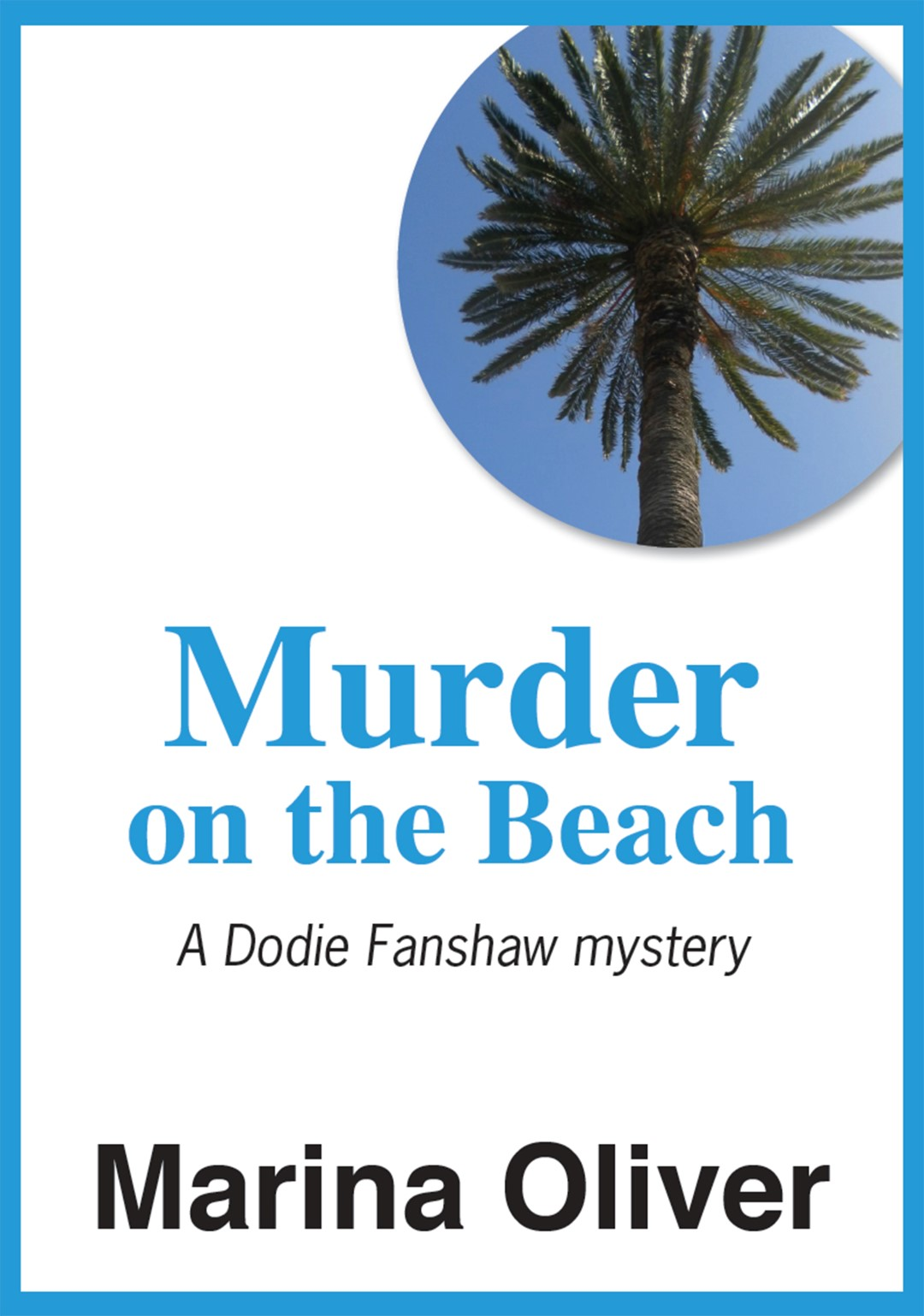 Cover of Murder on the Beach ebook