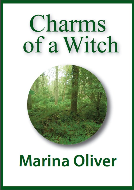 Cover of Charms of a Witch ebook