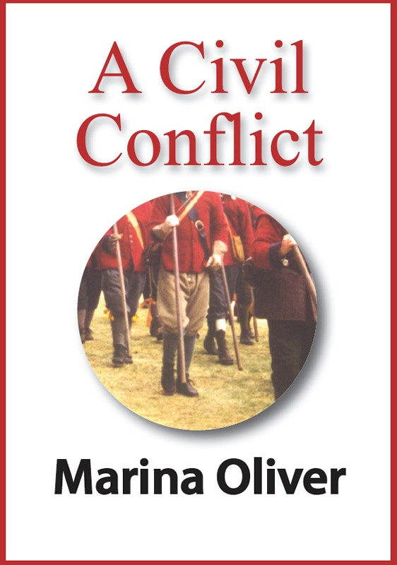 Cover of A Civil Conflict ebook