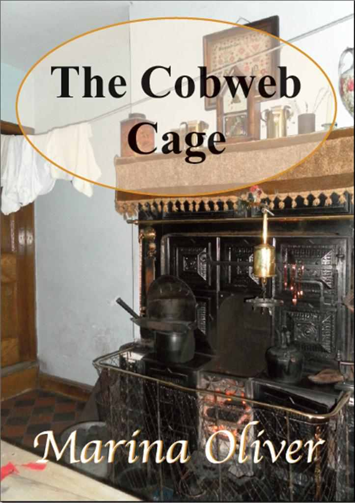 Cover of The Cobweb Cage ebook