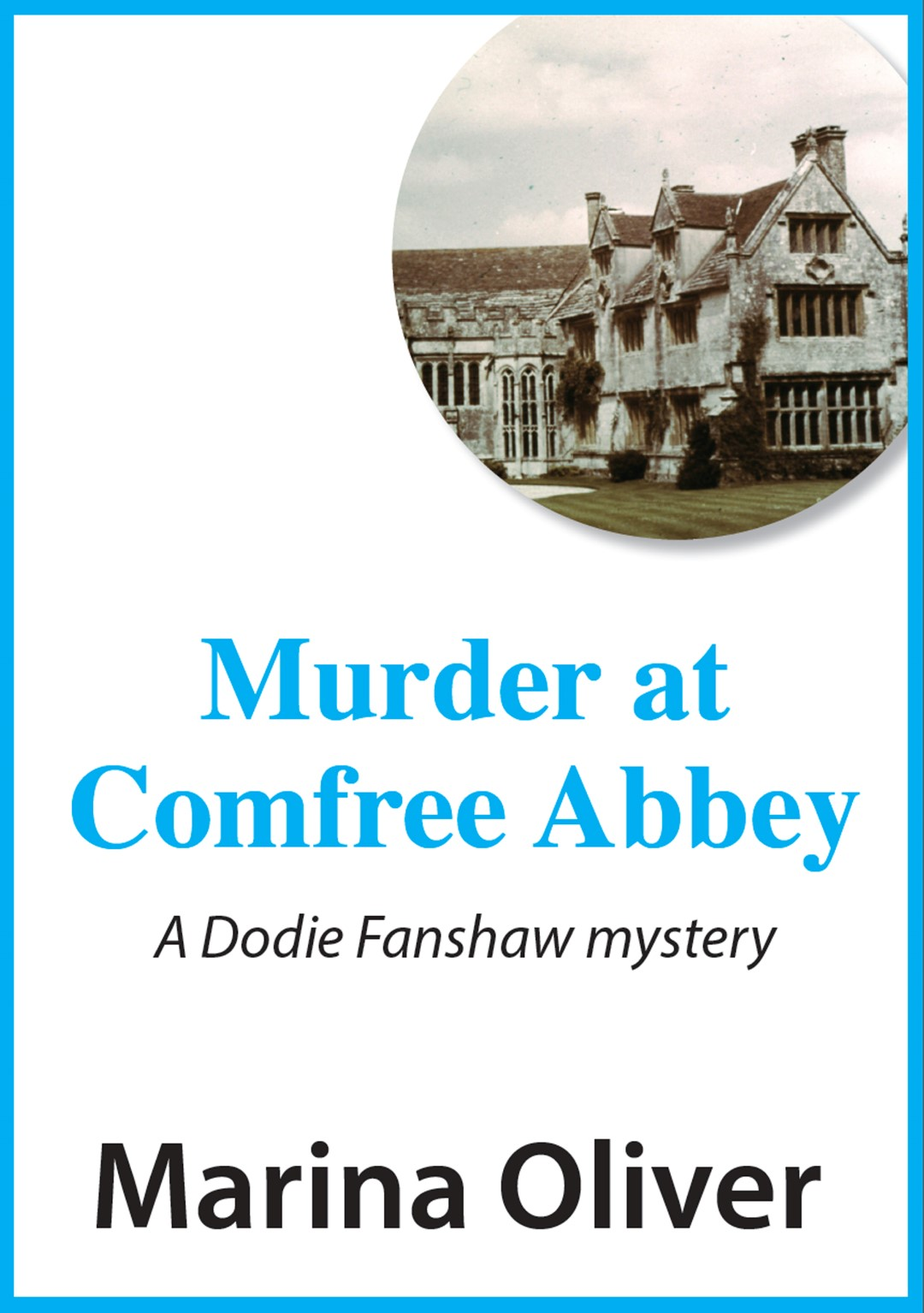 Cover of Murder at Comfree Abbey ebook