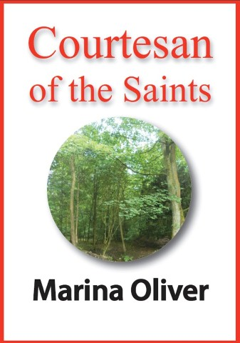 Cover of Courtesan of the Saints ebook