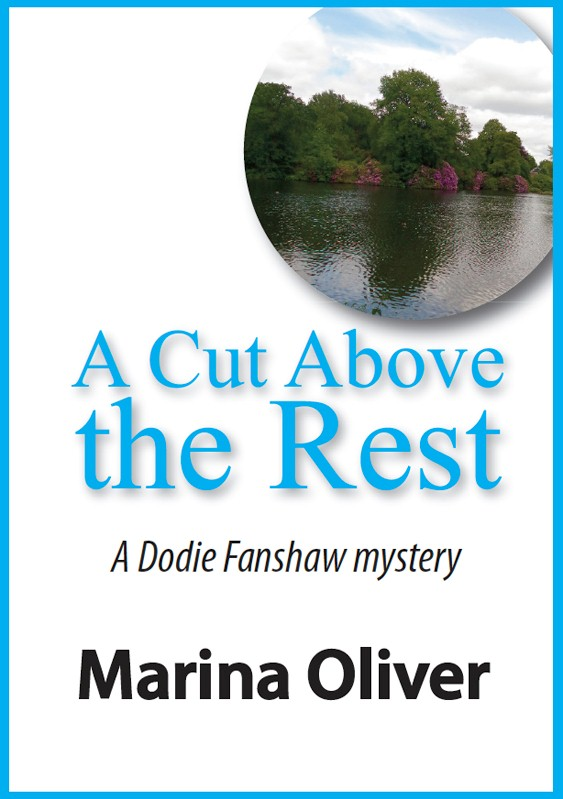 Cover of A Cut Above the Rest ebook