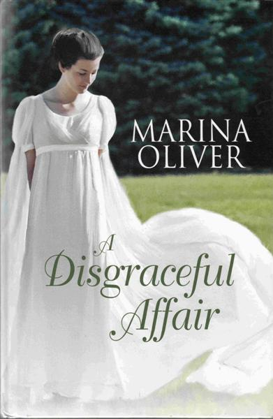 Cover of A Disgraceful Affair – Large Print