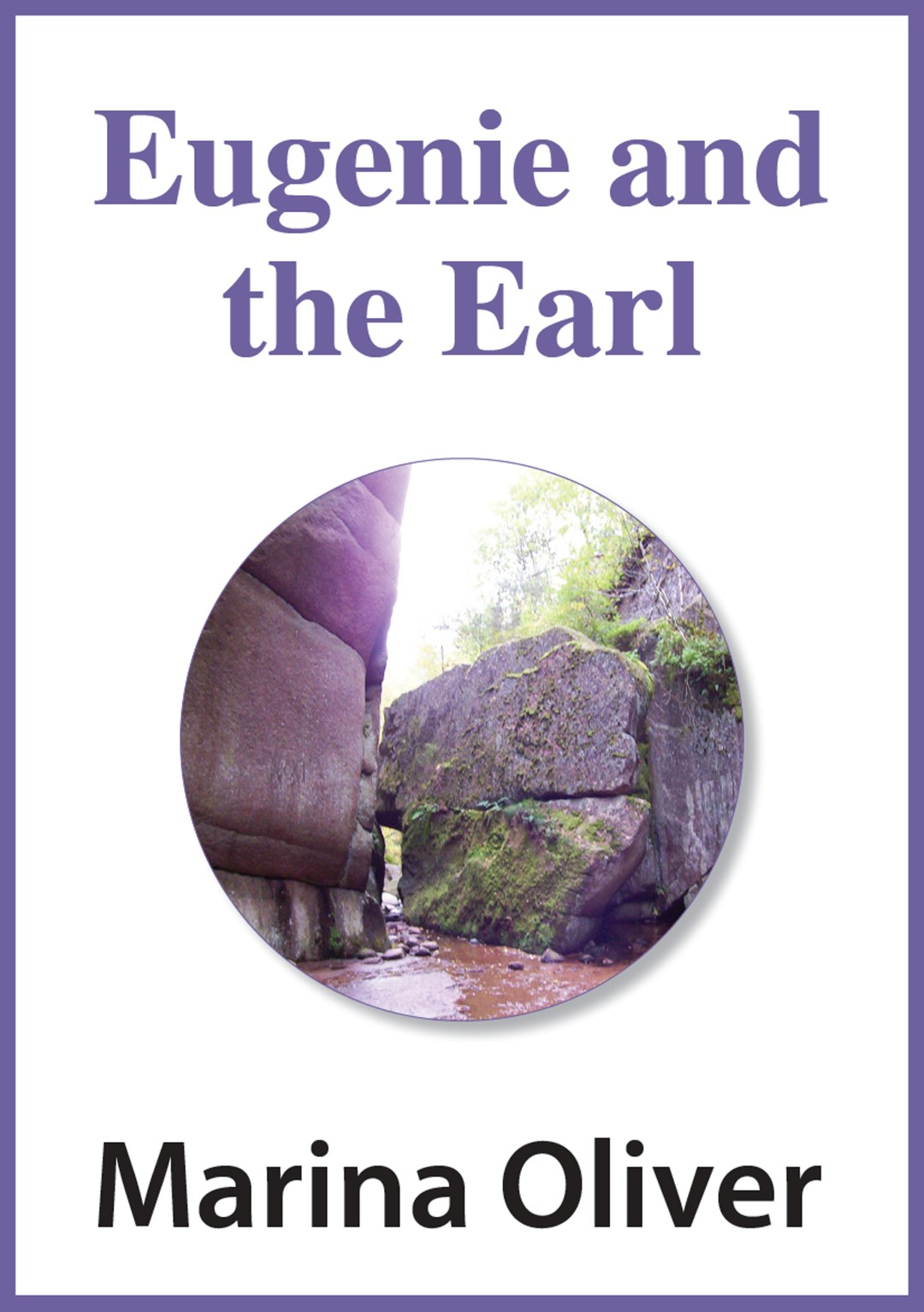 Cover of Eugenie and the Earl ebook