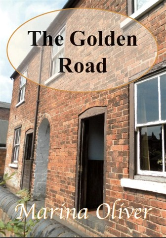 Cover of The Golden Road ebook