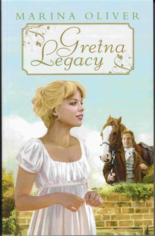 Cover of Gretna Legacy – Large Print