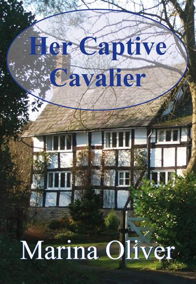Cover of Her Captive Cavalier ebook