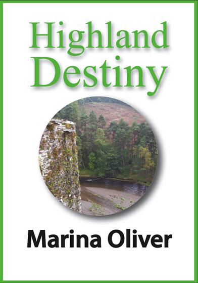 Cover of Highland Destiny ebook
