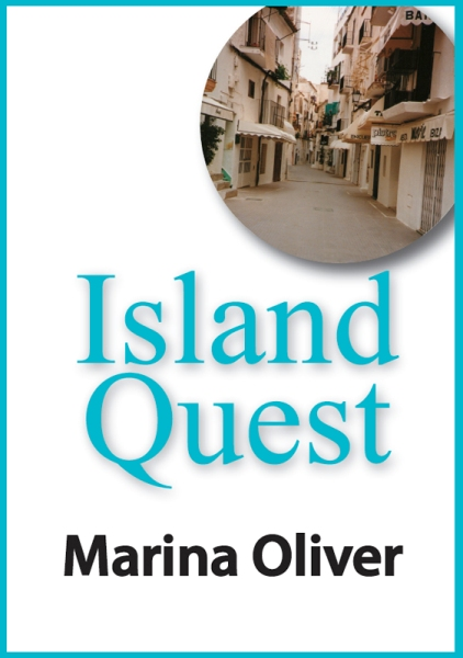 Cover of Island Quest ebook