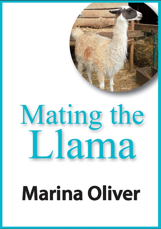 Cover of Mating the Llama ebook