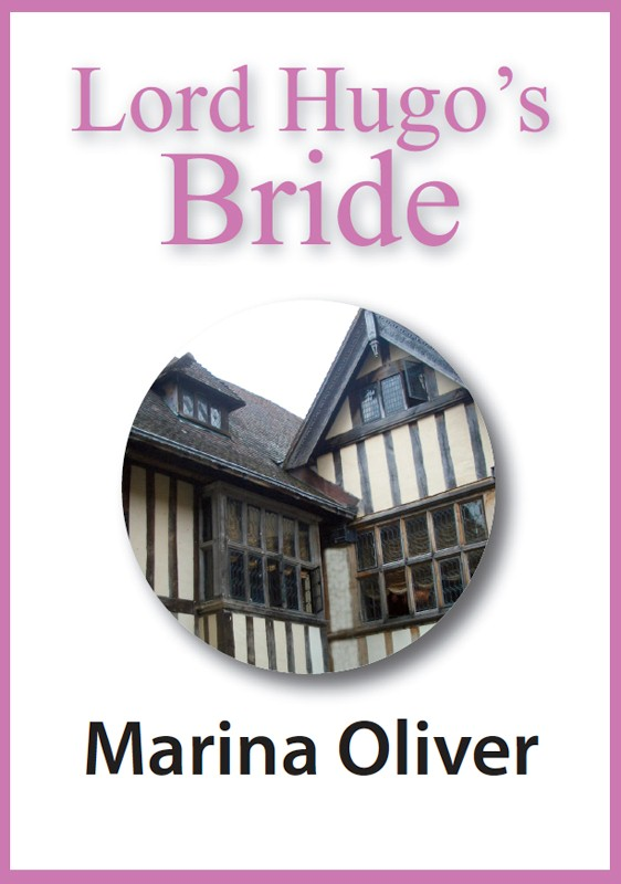 Cover of Lord Hugo's Bride ebook