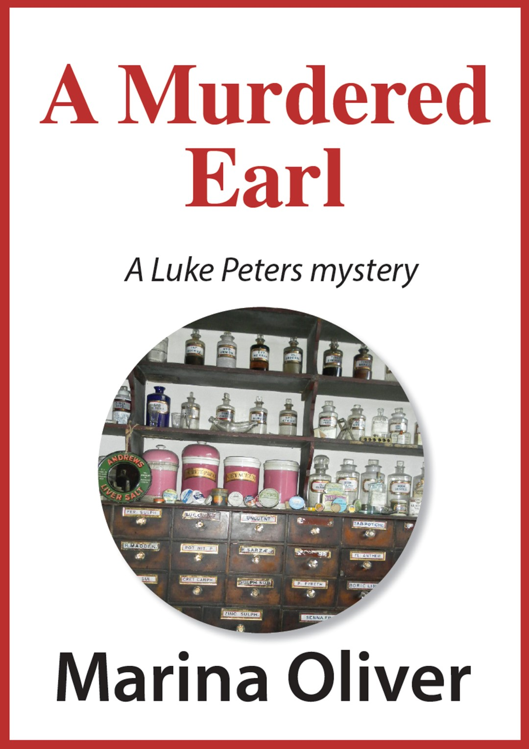 Cover of A Murdered Earl ebook