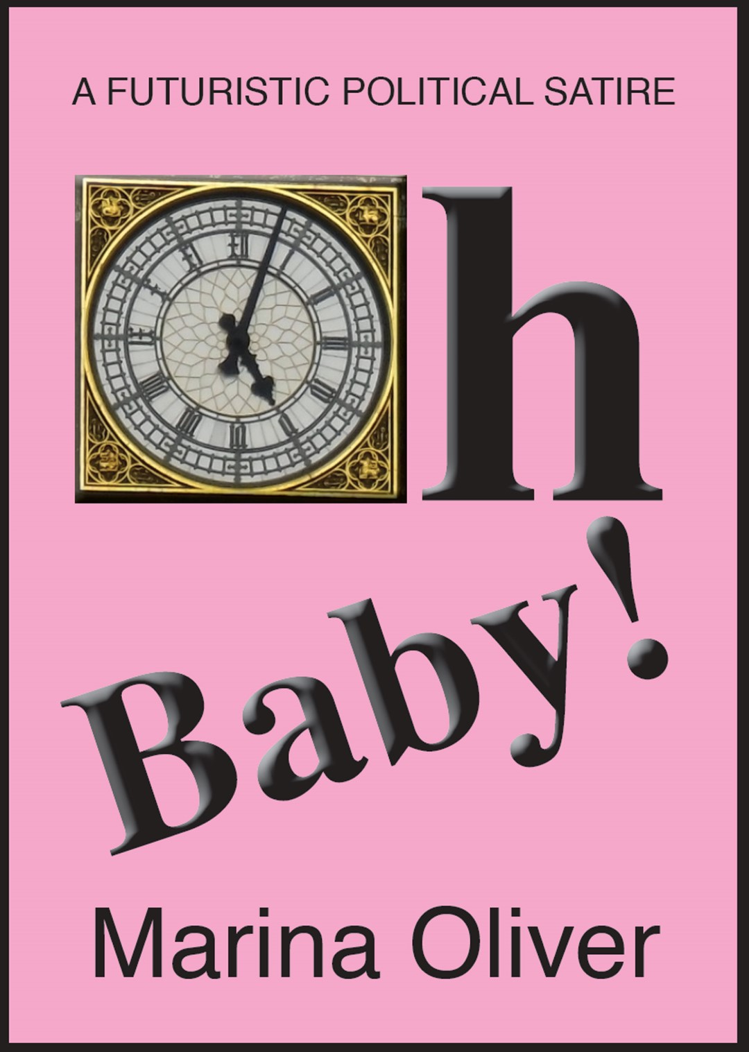 Cover of Oh Baby! ebook