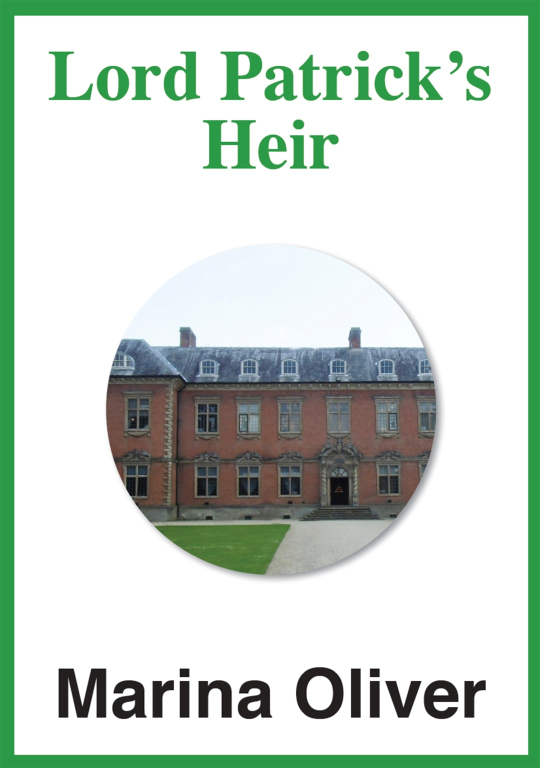 Lord Patrick's Heir Ebook
