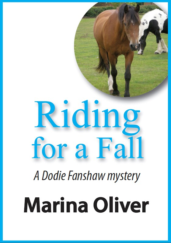 Cover of Riding for a Fall