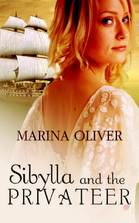 Cover of Sibylla and the Privateer ebook