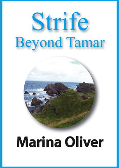 Cover of Strife Beyond Tamar ebook