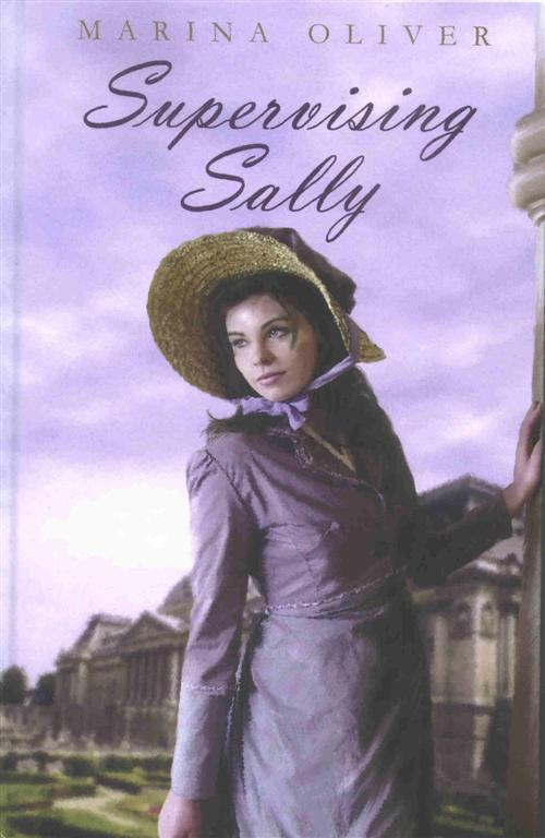 Cover of Supervising Sally – Large Print