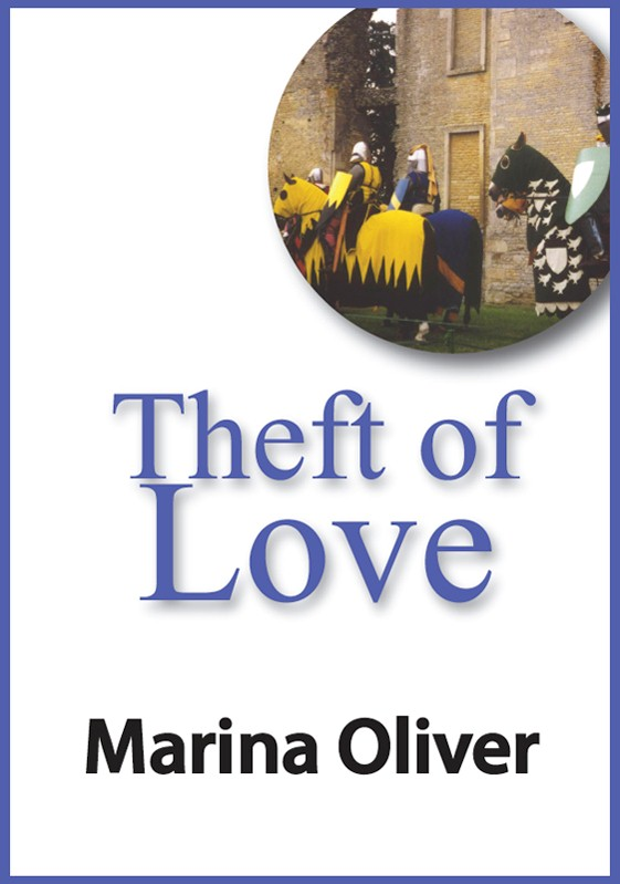 Cover of Theft of Love ebook